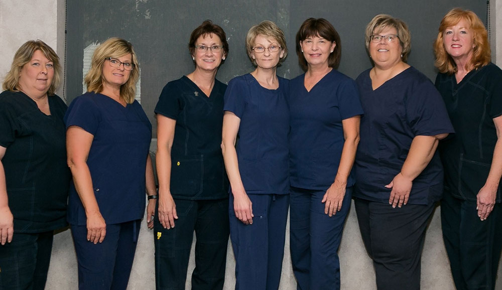 J.L. Colon Dentistry Staff